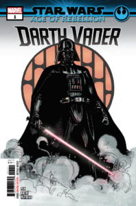 Age of Rebellion: Darth Vader #1 (12.06.2019)