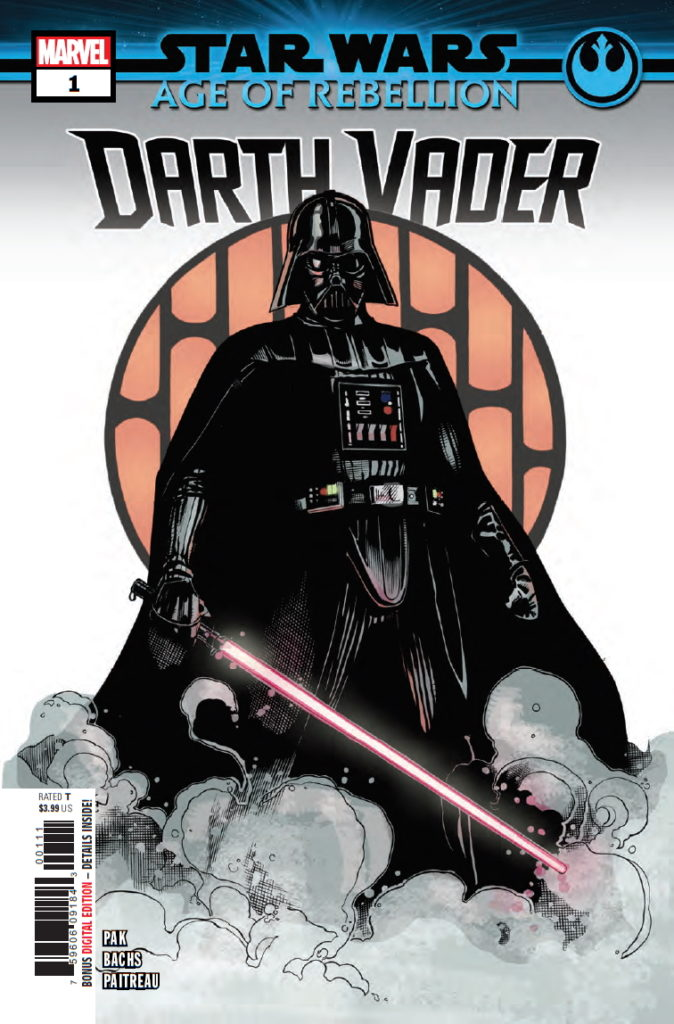Age of Rebellion: Darth Vader #1 (Juni 2019)