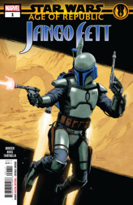 Age of Republic: Jango Fett #1 (09.01.2019)