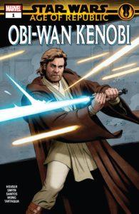Age of Republic: Obi-Wan Kenobi #1 (02.01.2019)