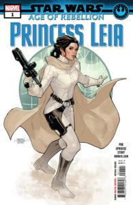 Age of Rebellion: Princess Leia #1 (10.04.2019)