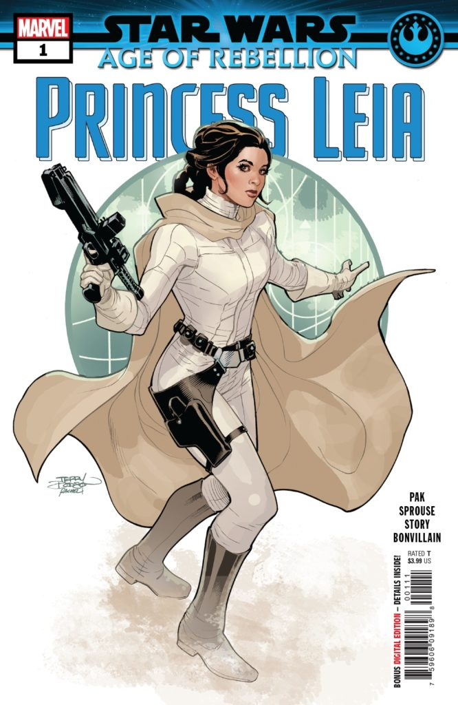 Age of Rebellion: Princess Leia #1 (03.04.2019)