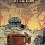 Star Wars Adventures: Destroyer Down #1 (Jon Sommariva Variant Cover) (07.11.2018)