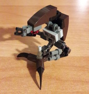 LEGO Star Wars Magazin #40 - Droideka - Set