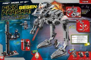 LEGO Star Wars Magazin #40 - Vorschau Seiten 24 und 25