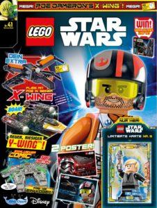 LEGO Star Wars Magazin #41 (13.10.2018)