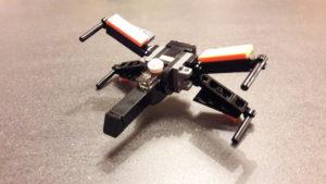 LEGO Star Wars Magazin #41 - Poe Dameron's X-Wing - Set