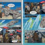 LEGO Star Wars Magazin #41 - Vorschau Seiten 6 und 7