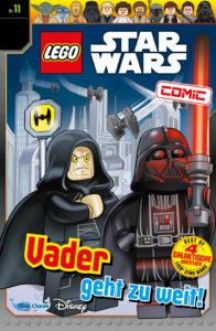 LEGO Star Wars Sammelband #11 - Vader geht zu weit! (18.08.2018)