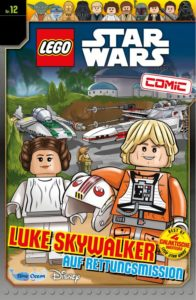 LEGO Star Wars Sammelband #12 - Luke Skywalker auf Rettungsmission (27.10.2018)