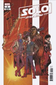 Solo #2 (Carlos Pacheco Variant Cover) (21.11.2018)