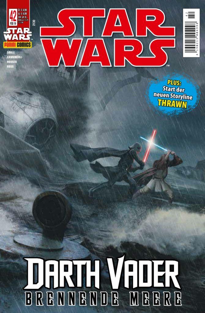 Star Wars #42 (23.01.2019)