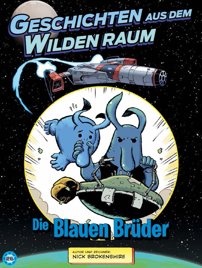Universum #20 - Die Blauen Brüder