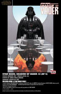 Shadow of Vader #2 (PREVIEWS-Katalog)