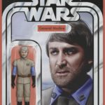 Star Wars #57 (Action Figure Variant Cover) (21.11.2018)