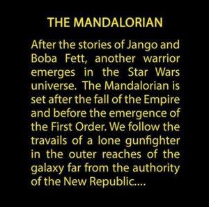Inhaltsangabe zu The Mandalorian