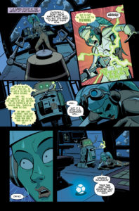 Tales from Vader's Castle #1 Fertige Seite