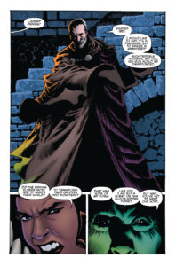 Tales from Vader's Castle #2 Fertige Seite