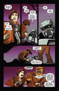 Tales from Vader's Castle #3 Fertige Seite 2