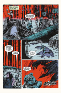 Tales from Vader's Castle #4 Fertige Seite