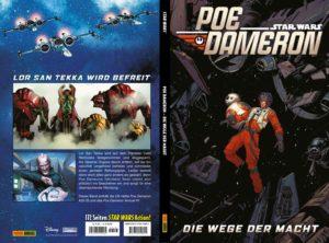 Poe Dameron, Band 4: Die Wege der Macht (21.01.2019)
