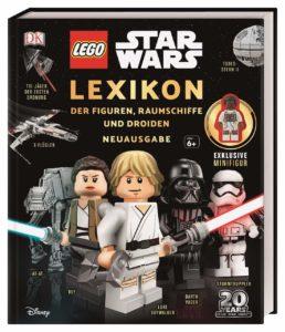 LEGO Star Wars: Lexikon der Figuren, Raumschiffe und Droiden (06.05.2019)