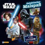 Star Wars: Galaktischer Malspaß - Mit coolen 3-D-Stickern (31.01.2019)