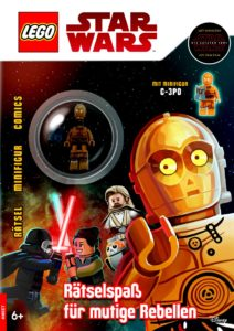 LEGO Star Wars: Rätselspaß für mutige Rebellen (05.03.2019)
