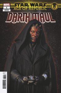 Age of Republic: Darth Maul #1 (Movie Variant Cover) (12.12.2018)