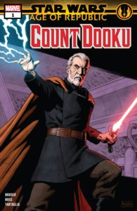 Age of Republic: Count Dooku #1 (13.02.2019)