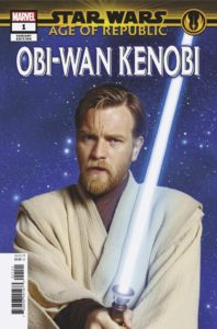 Age of Republic: Obi-Wan Kenobi #1 (Movie Variant Cover) (02.01.2019)