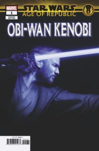 Age of Republic: Obi-Wan Kenobi #1 (Rahzzah Variant Cover) (02.01.2019)