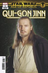 Age of Republic: Qui-Gon Jinn #1 (Movie Variant Cover) (05.12.2018)