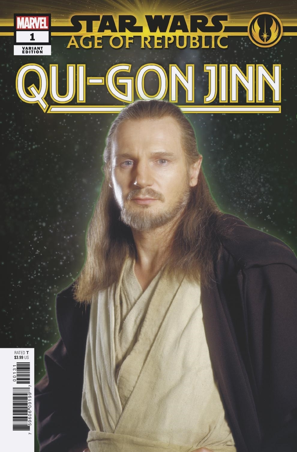 Age of Republic: Qui-Gon Jinn #1 (Movie Variant Cover) (05.12.2018)