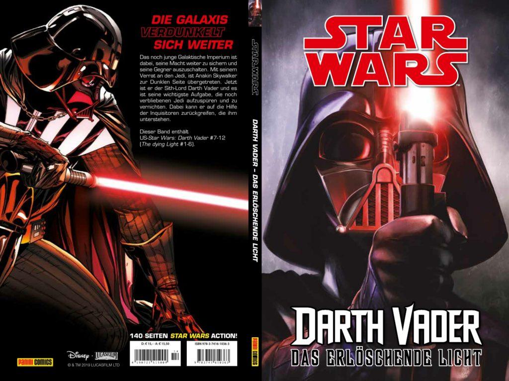 Darth Vader, Band 2: Das erlöschende Licht (21.01.2019)