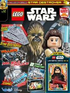 LEGO Star Wars Magazin #42 (17.11.2018)