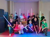 Lichtschwert-Workshop bei der Saber Academy Karlsruhe 1