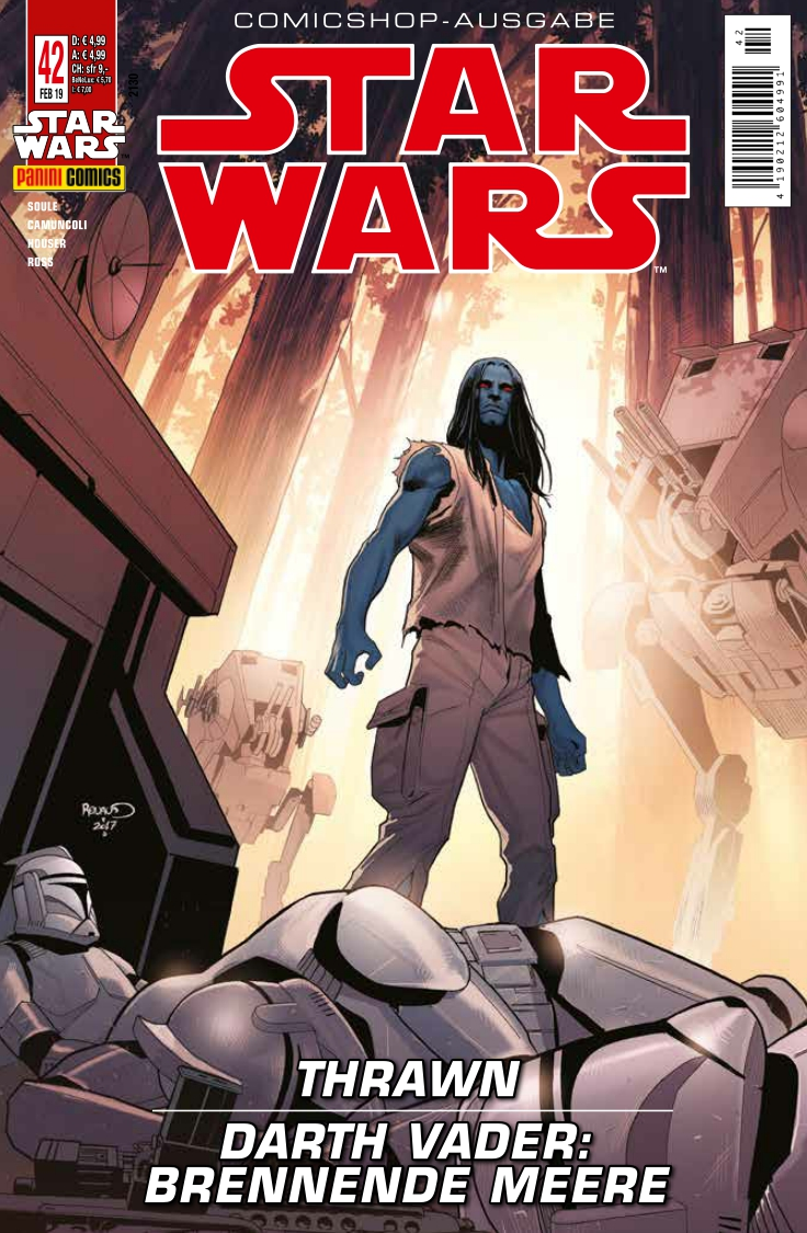 Star Wars #42 (Comicshop-Cover) (23.01.2019)