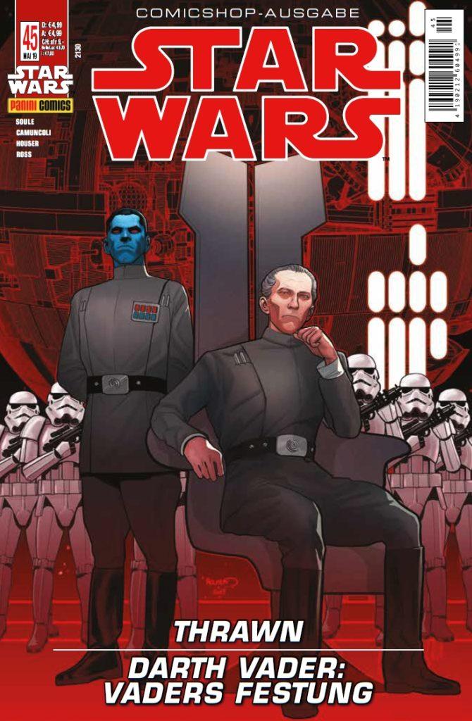 Star Wars #45 (Comicshop-Ausgabe) (17.04.2019)