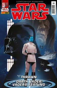 Star Wars #47 (Comicshop-Ausgabe) (19.06.2019)