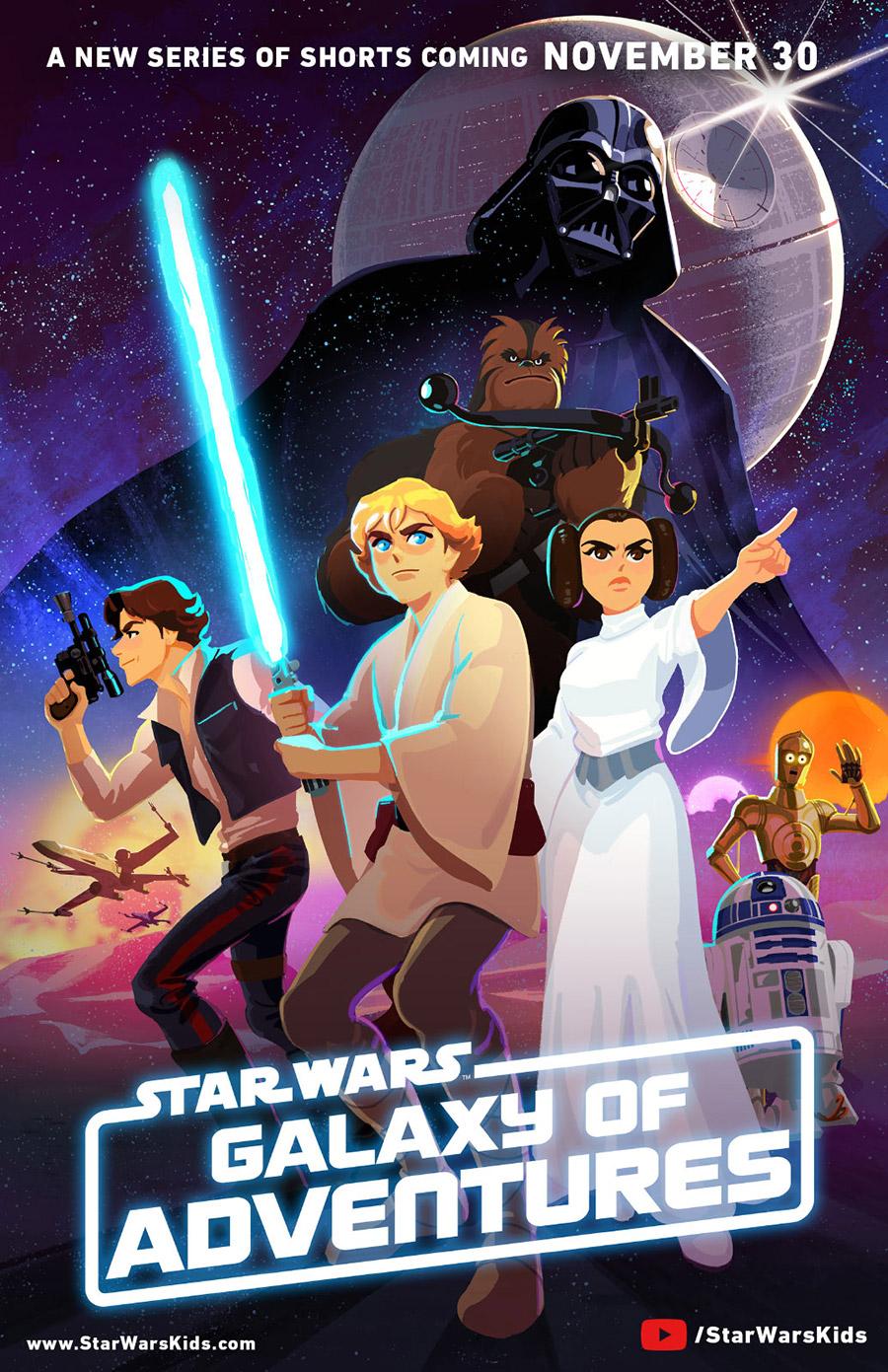 Star Wars Kinderserie