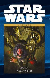 Star Wars Comic-Kollektion, Band 62: Legacy VIII: Monster (07.01.2019)