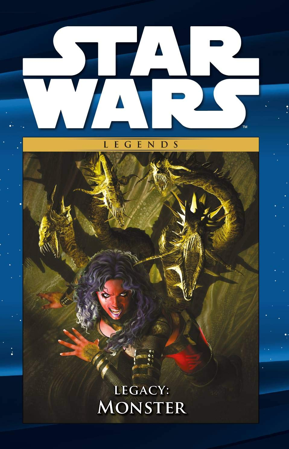 Star Wars Comic-Kollektion, Band 62: Legacy VIII: Monster (07.01.2019)