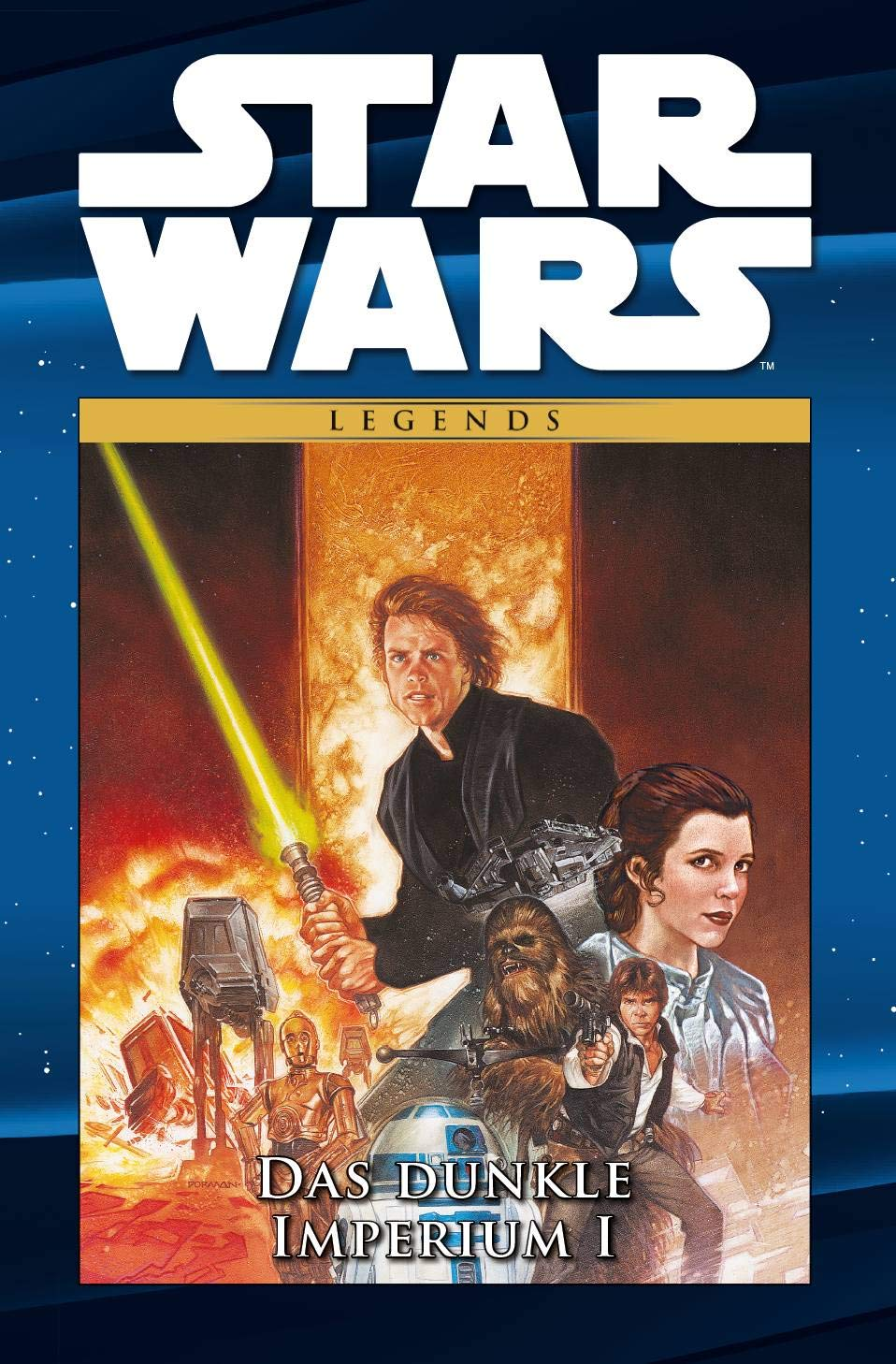 Star Wars Comic-Kollektion, Band 63: Das dunkle Imperium I (21.01.2019)