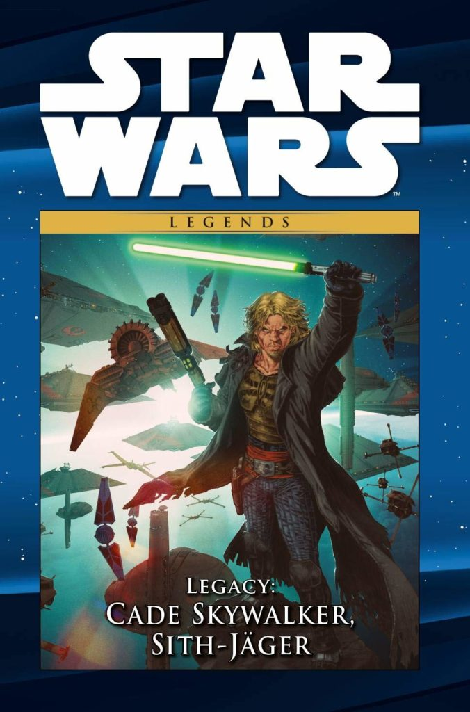 Star Wars Comic-Kollektion, Band 65: Legacy IX: Cade Skywalker, Sith-Jäger (25.02.2019)