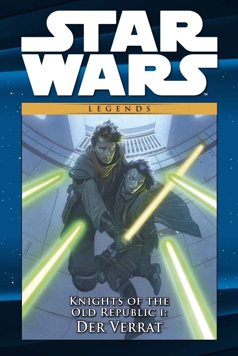 Star Wars Comic-Kollektion, Band 66: Knights of the Old Republic I: Der Verrat (11.03.2019)