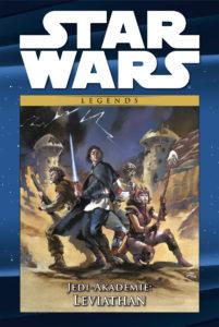 Star Wars Comic-Kollektion, Band 69: Jedi-Akademie: Leviathan (23.04.2019)
