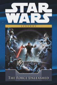 Star Wars Comic-Kollektion, Band 73: The Force Unleashed (10.06.2019)