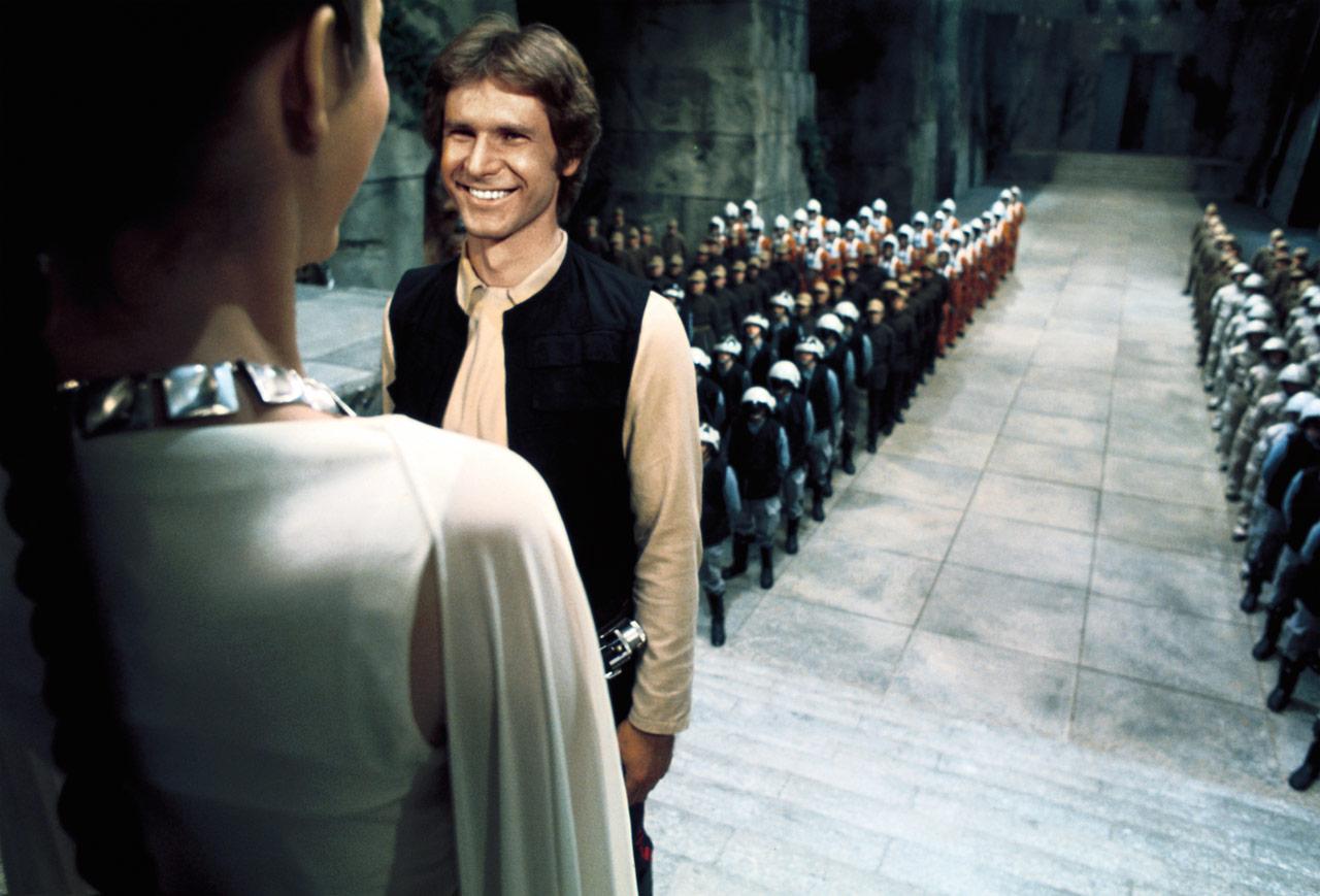 Star Wars Icons Han Solo Verfrühte Veröffentlichung Leseprobe Und
