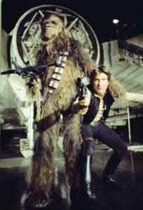 Han & Chewie Fotoshooting 1